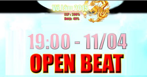 19h Ngày 11/04/2015 Khai Mở Phiên Bản Volam2015.com - Phiên Bản MiễnPhi Đồ Xanh 11 Ph