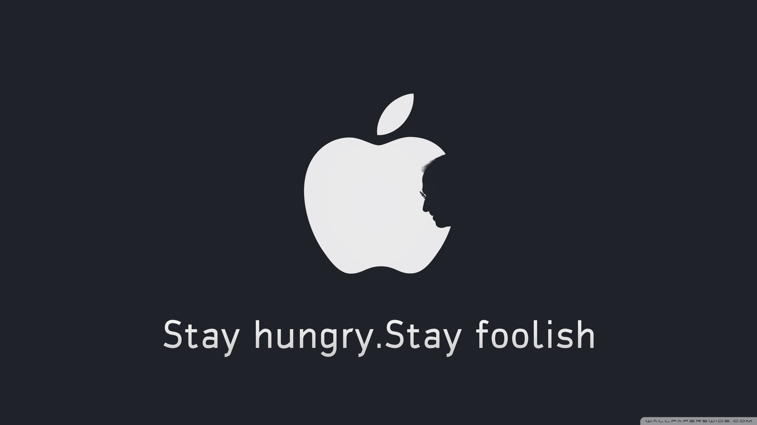 Apple Steve Jobs Memories Wallpaper 2560x1440 Anhim
